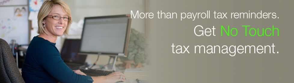 NoTouchTax Service | Payroll and tax compliance services